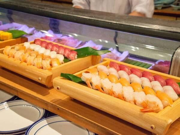 和風海鮮バイキング/寿司