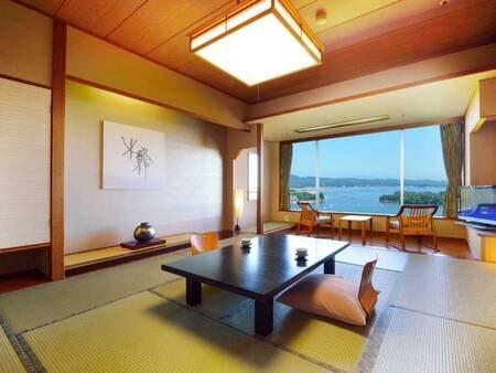 【喫煙和室】松風閣 全室海側/一例