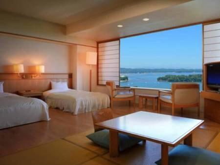 【海側客室】 ※タイプはホテルに一任/一例