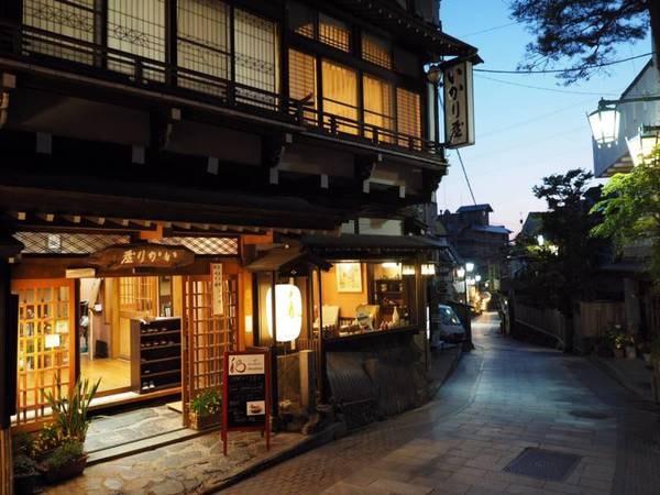 【渋温泉 いかり屋旅館】創業100余年の純和風旅館。天然かけ流し温泉とほっこり手料理