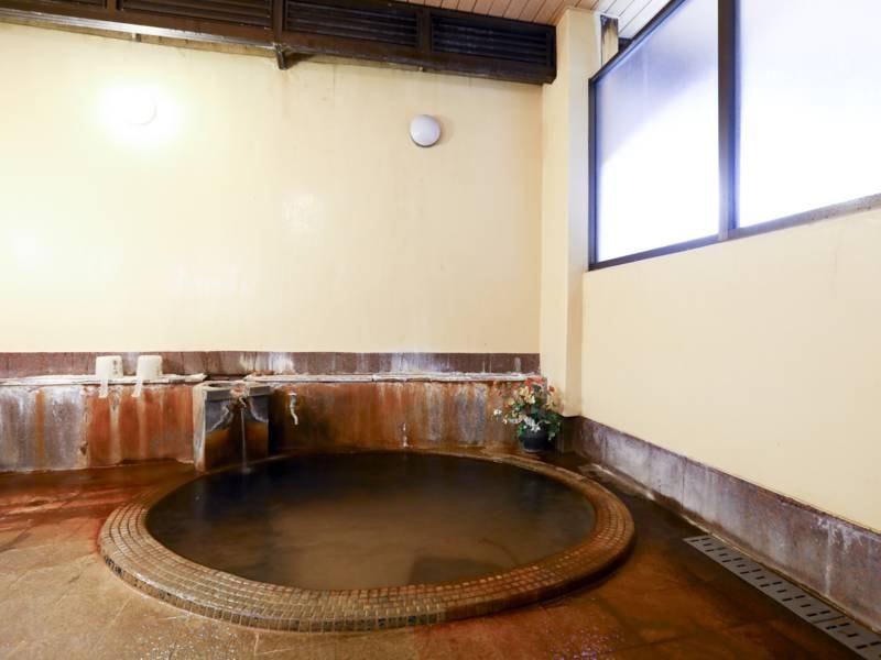 女性(内湯)/天然かけ流し温泉