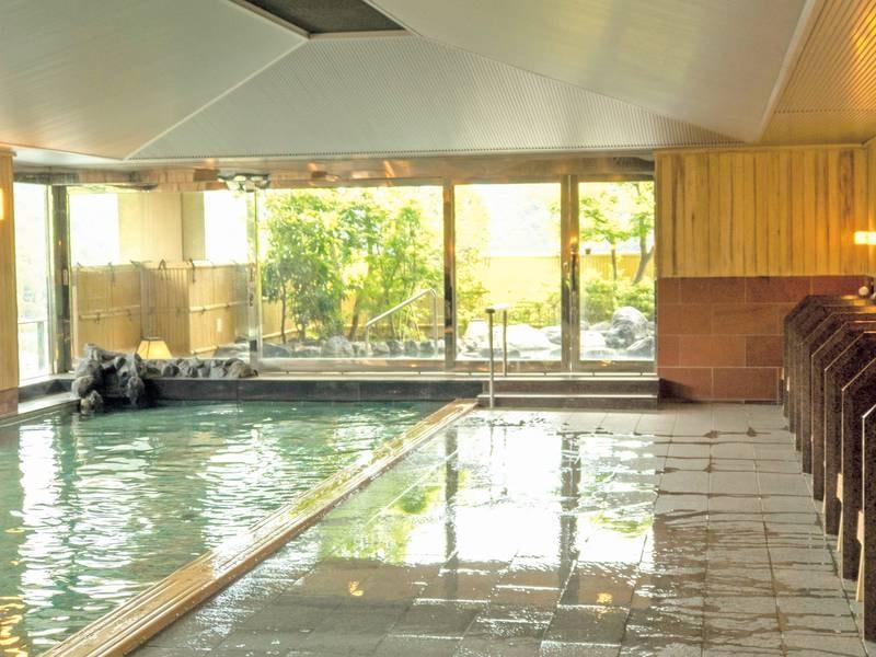 【男性用大浴場】木彩の湯