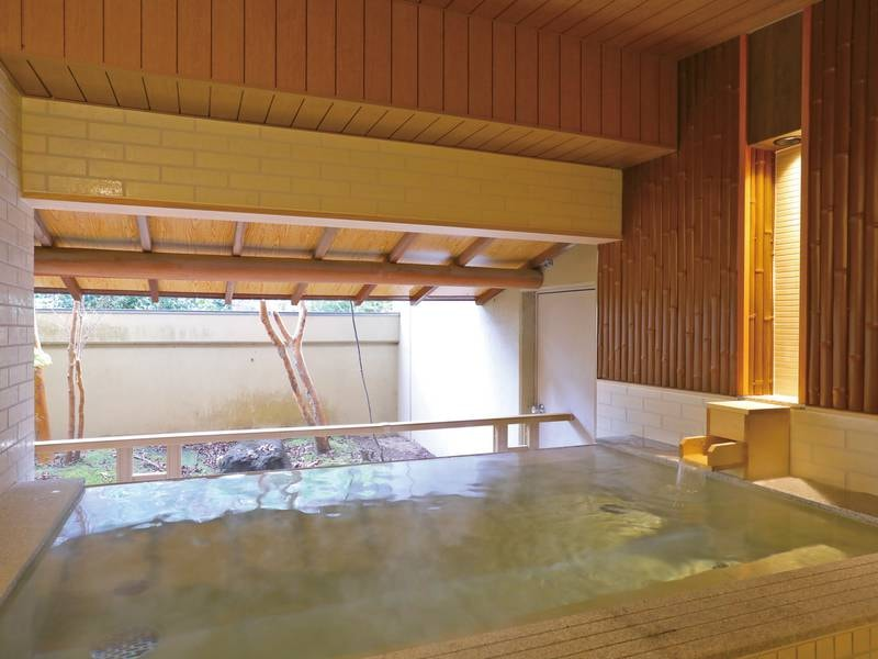 【無料貸切風呂】陶磁の湯