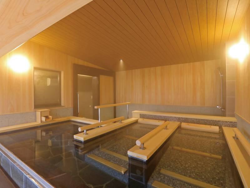 【無料貸切風呂】瞑想の湯