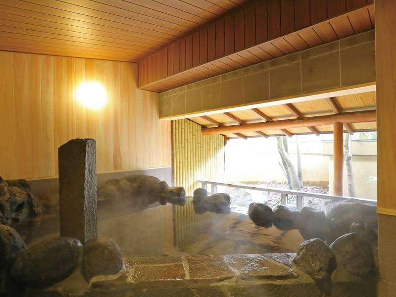 【無料貸切風呂】岩座の湯