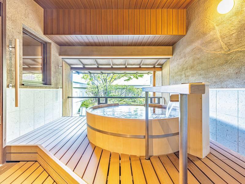 【無料貸切風呂】土壁の湯