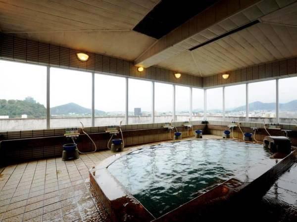 【犬山城側大浴場】