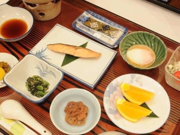 【手作りの和食膳/例】