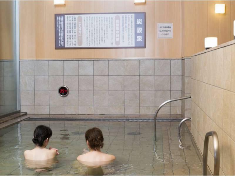 天然温泉 みなぴりかの湯