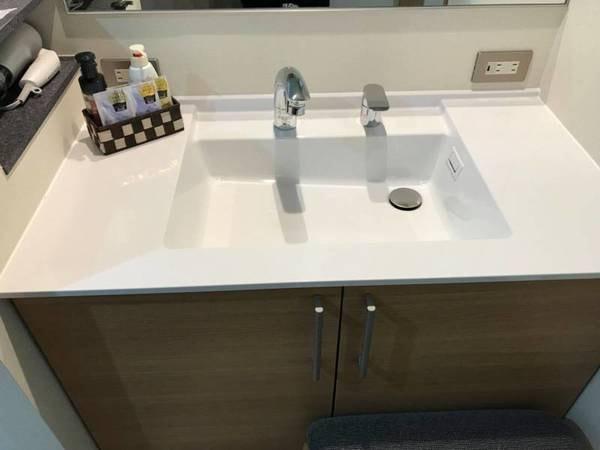 洗面台/例