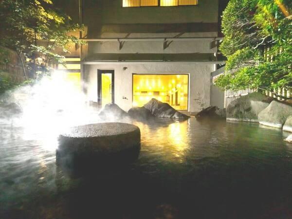 八峰の湯(露天風呂)