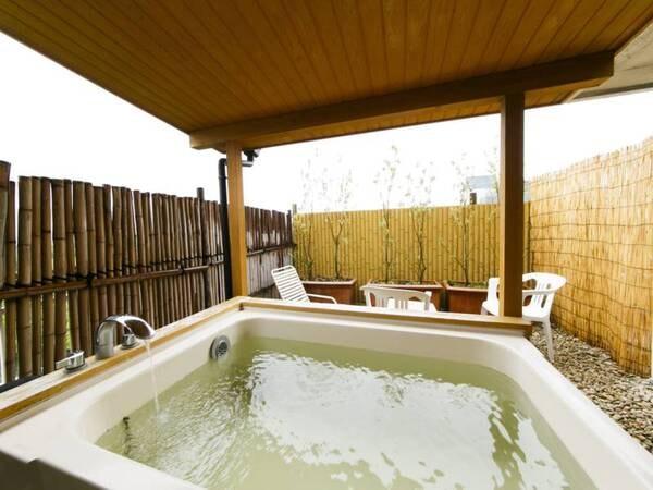 【本館】温泉露天風呂付和室/一例