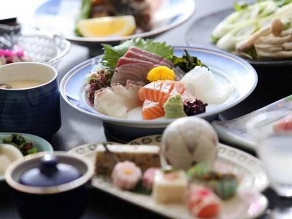 会席料理(部屋食・11品)/一例