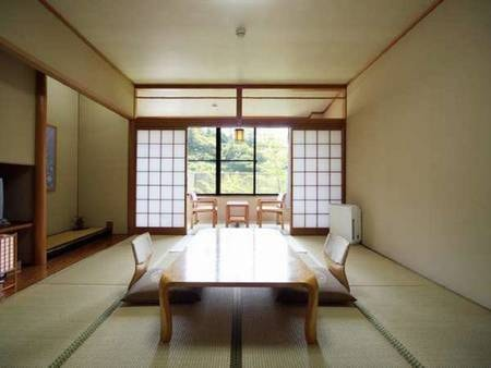 喫煙可/和室10畳(客室露天風呂なし)/一例