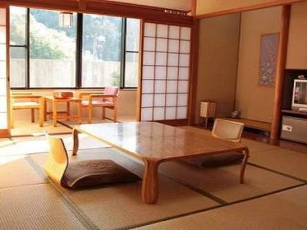 禁煙室/露天風呂付き7.5畳客室/一例