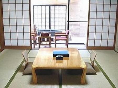 禁煙室/露天風呂付き客室/一例