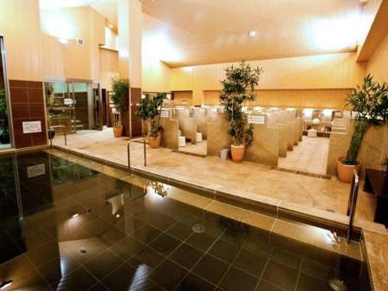 【さらい】日本初!香川県原産のサヌカイト石を贅沢に使用した大内湯