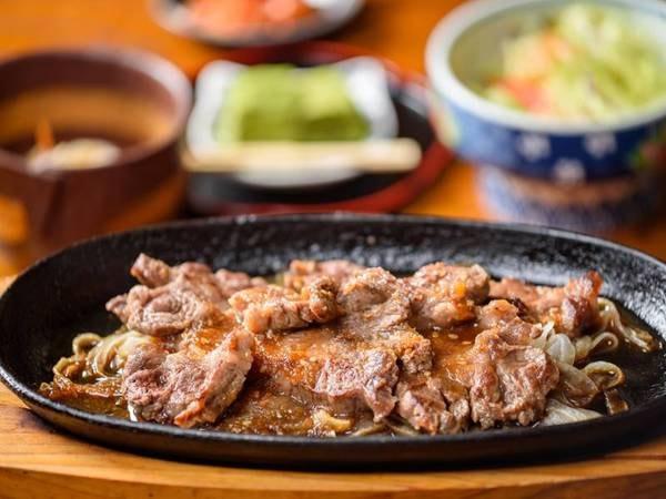 焼肉定食/一例