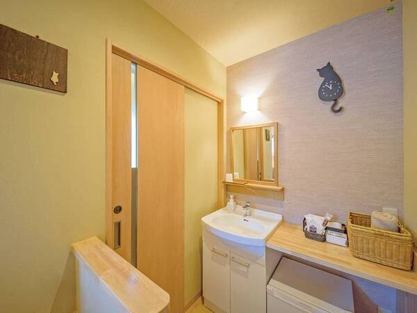ロフトベッド和室4.5畳[トイレ洗面付]/一例