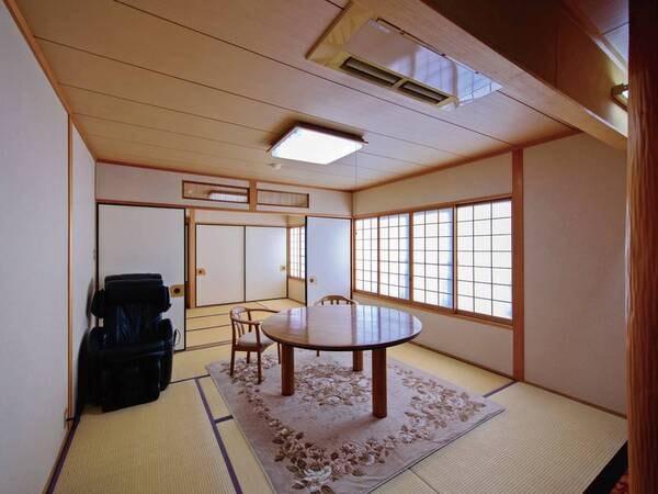 【芙蓉】テーブル付きの和室[禁煙]/一例