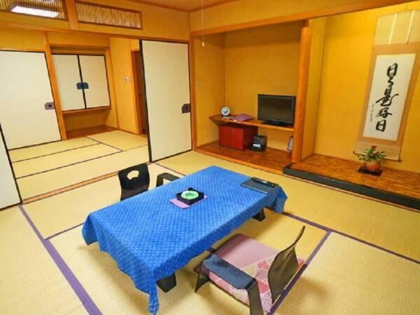 【萩】和室二間 山側角部屋[禁煙]/一例