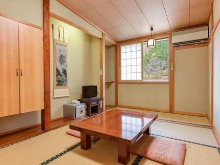 *客室一例/和室8畳~12畳、wifi完備。広さは人数によりおまかせとなります。