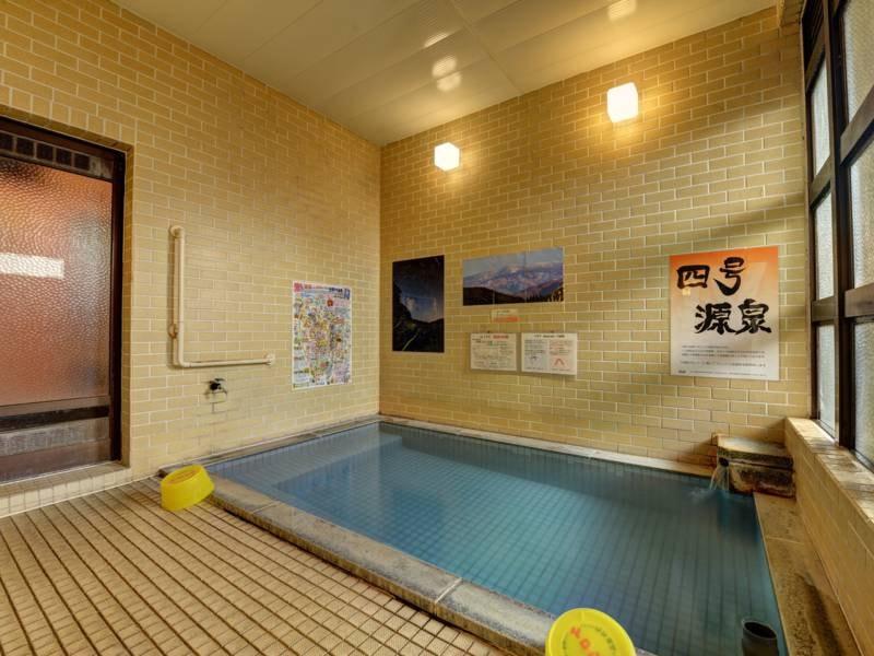*【大浴場一例】小野小町にゆかりがある美人の湯として親しまれております。