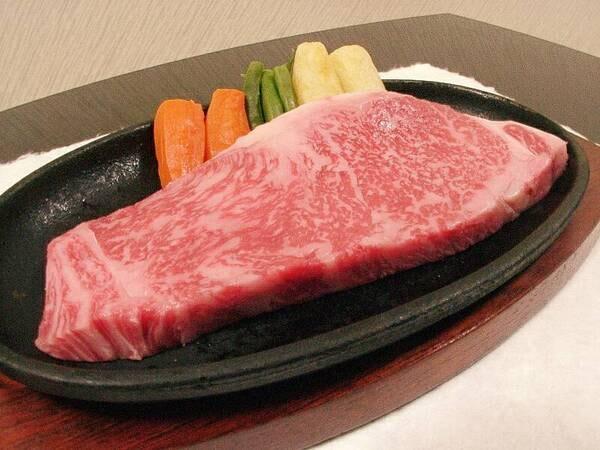 *【米沢牛ステーキ一例】やっぱり食べたい米沢牛♪