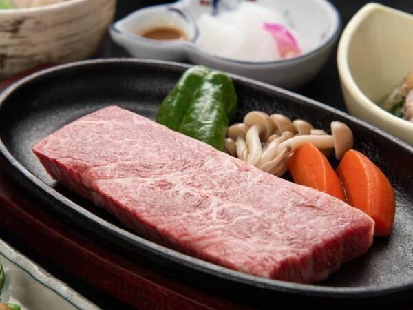 *【上杉膳/米沢牛ステーキ】
