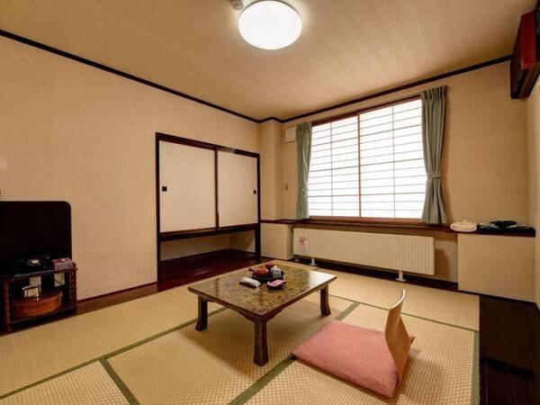 *【和室6畳一例】一人旅、ビジネスにも最適!お部屋で無線LAN使えます♪