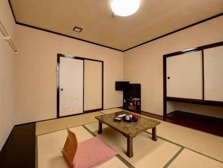 *【和室6畳一例】無線LAN完備♪シンプルで快適な和室タイプ。