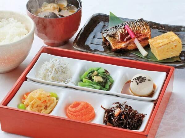 【朝食/一例】しっかりパワーをつけて観光にお仕事にお出かけください!