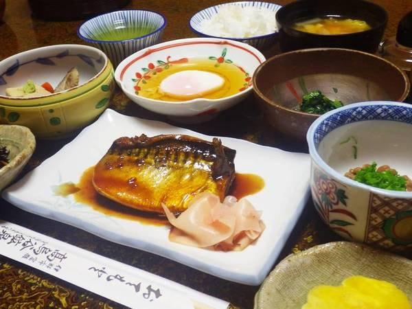 (WEB用画像)*朝食一例/バランスのとれた、身体に優しい和食をご用意いたします。