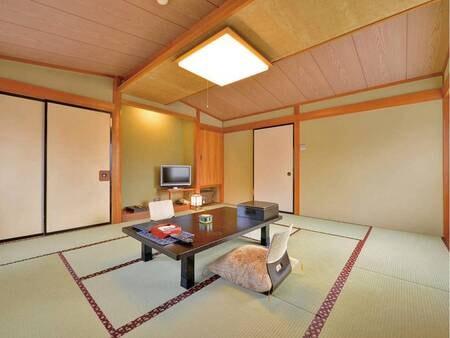 【川沿い確約】和室12.5畳/一例