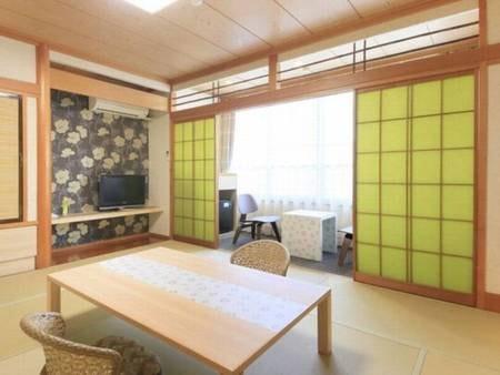 <土~TSUCHI~>和室10畳/一例