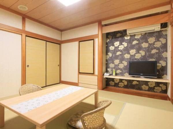 <土~TSUCHI~>和室10畳
