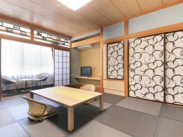 <炭~SUMI~>和室10畳+シャワー付/一例