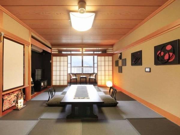 <炭~SUMI~>和室10畳/一例