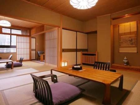 特別室・和室10畳+8畳/一例