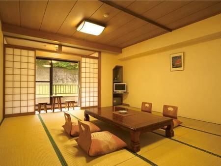 【和室/例】宿お任せの広さゆったり15畳