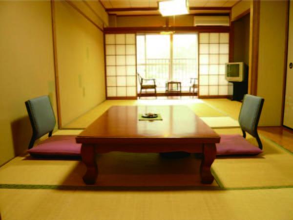 【和室/例】12.5畳和室または和洋室へ宿お任せでご案内※指定不可