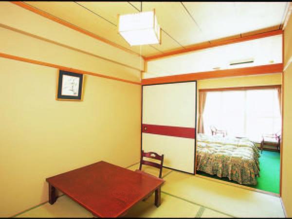 【和洋室/例】和室または和洋室へ宿お任せでご案内※指定不可