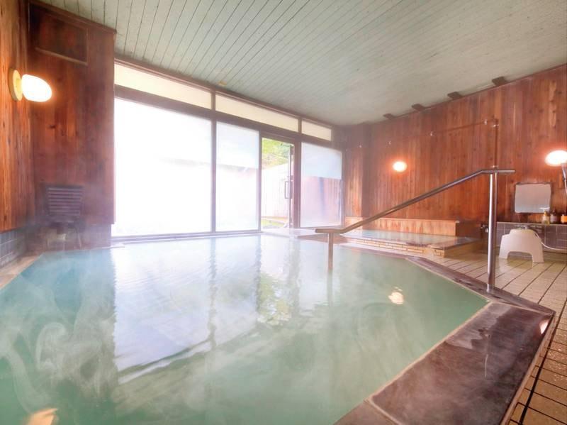 【大浴場】瑠璃の湯