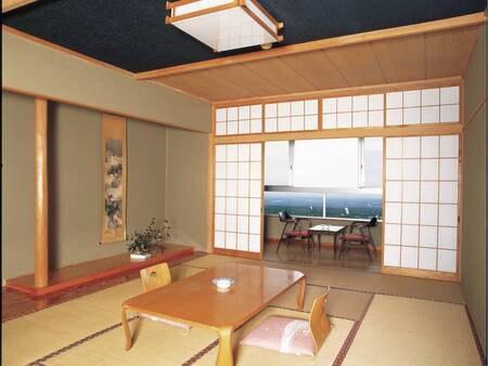 三番館和室/十分広さのあるお部屋一例