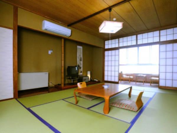 【本館客室/例】「バス・洗浄機能トイレ付」の本館8畳以上和室を確約!