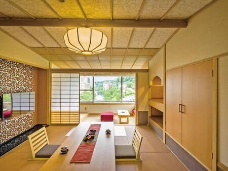【渓流側和室/一例】和モダンな客室をご用意