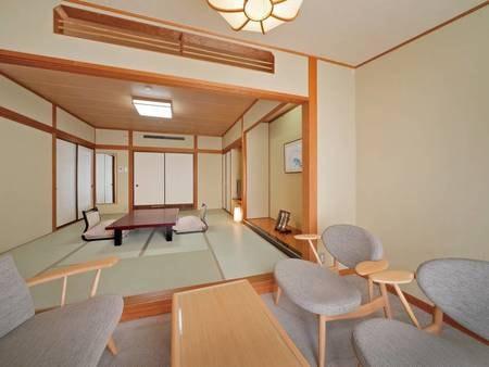 【秀峰館和室/例】清潔感あふれるスタンダードなお部屋