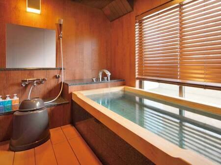 【禁煙】八番館■眺望風呂付■和洋室/一例