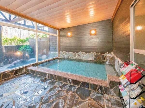 【大浴場】温泉ではありませんが、男女ともに広々とした大浴場! ゆっくりのんびりと体を癒してください