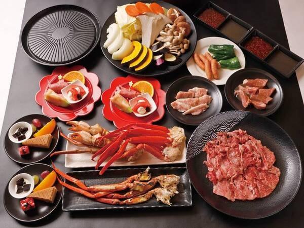 選べる栃木和牛の夕食/写真はイメージです